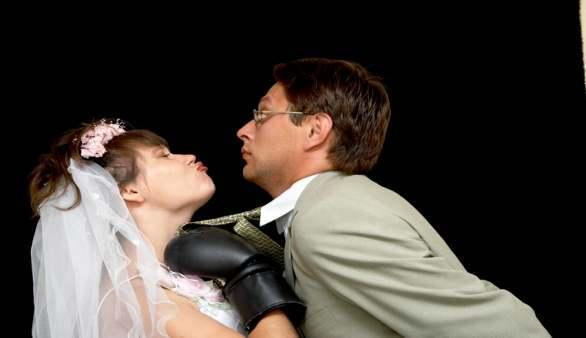 Ehetest - Hochzeitsspiel ©iStockphoto/geg1974
