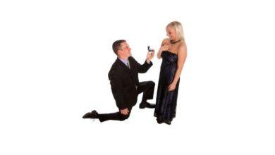Hochzeitsantrag