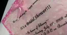 Die Hochzeitseinladung
